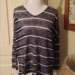 Umgee sheer sweater
